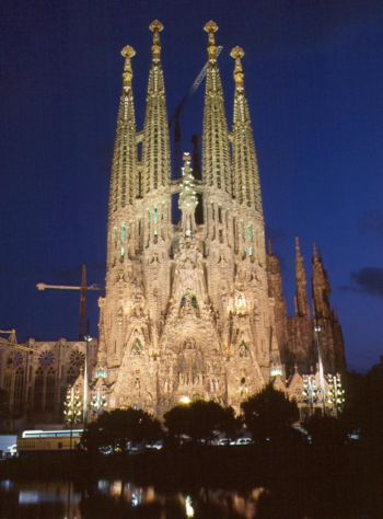 Sagrada-Familia-Barcelona-Anglican Communion