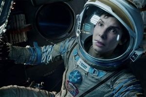 Gravity Movie Review - Sandra Bullock Witch