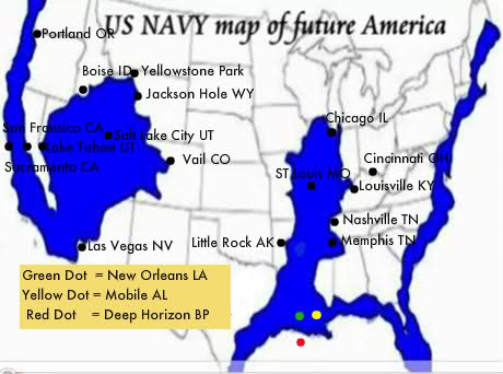 Image result for fema noaa and navy disaster flood planning map